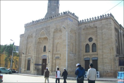 masjid syafie
